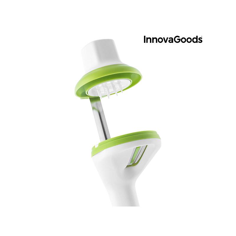Κόφτης Λαχανικών σε Σπιράλ 3 σε 1 InnovaGoods V0100713