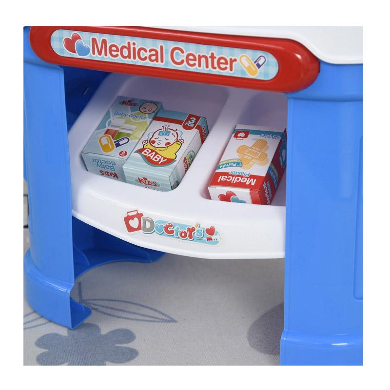 Παιδικό Σετ Γιατρός με Αξεσουάρ 68 x 66 x 30 cm HOMCOM 350-065