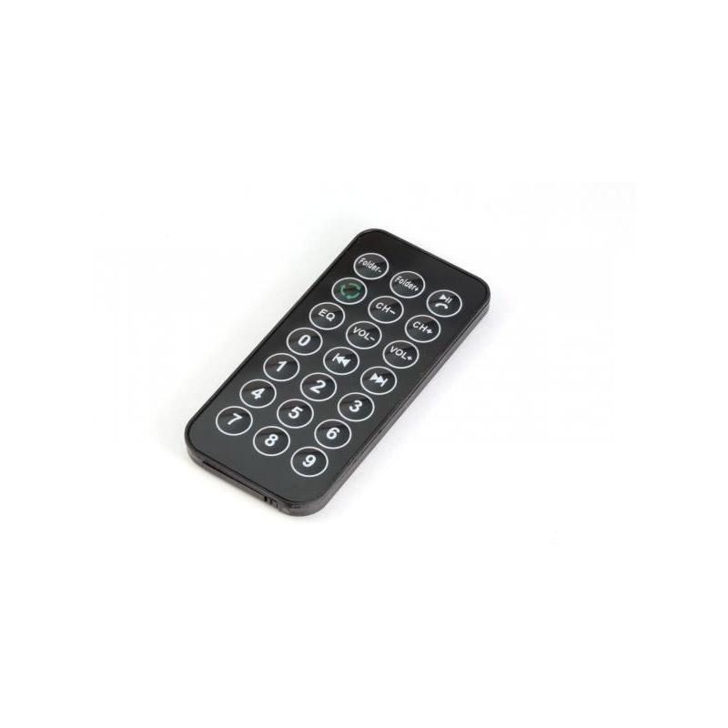 Συσκευή Bluetooth FM MP3 Transmitter με Τηλεχειριστήριο Technaxx FMT600BT