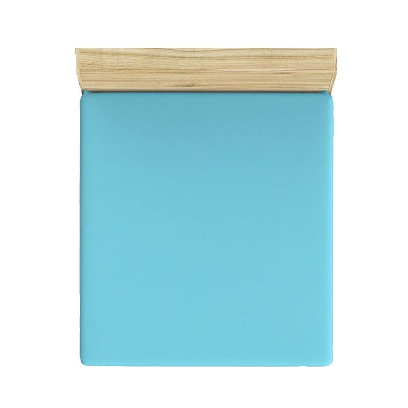 Διπλό Σεντόνι 240 x 260 cm Χρώματος Aqua Beverly Hills Polo Club 187BHP1212