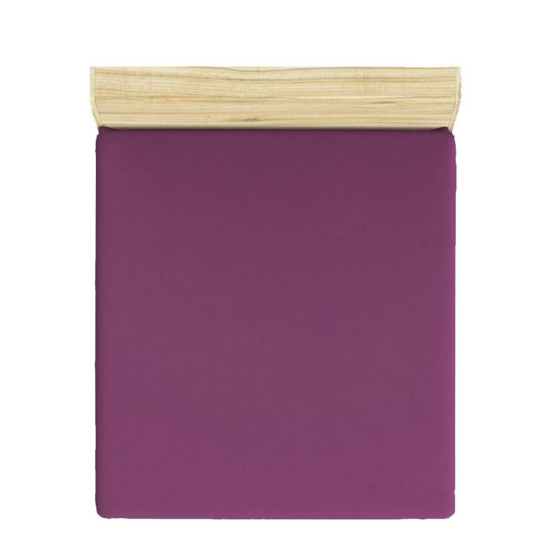 Διπλό Σεντόνι 240 x 260 cm Χρώματος Μωβ Beverly Hills Polo Club 187BHP1211