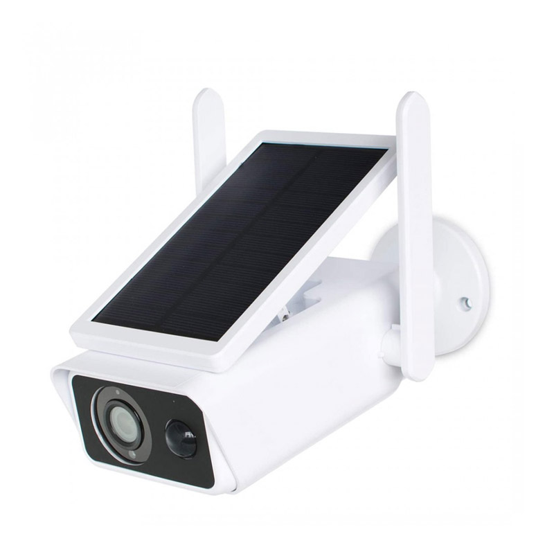 Ηλιακή Ασύρματη Κάμερα Παρακολούθησης με WiFi 2MP IP66 CMOS MWS17607