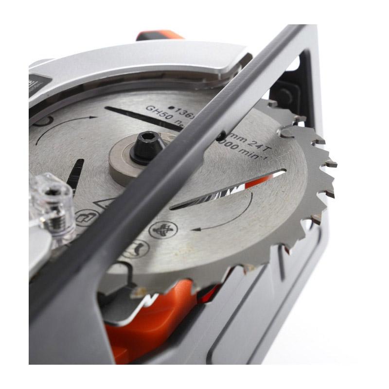 Κυκλικός Δίσκος Κοπής - Δισκοπρίονο Χειρός Μπαταρίας 18 V X-SERIES Kraft&Dele KD-1752
