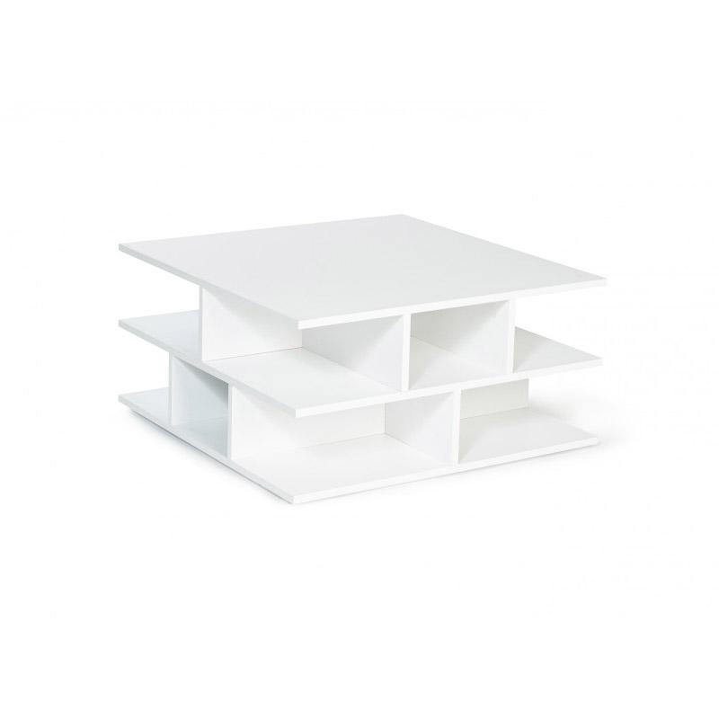 Ξύλινο Τραπέζι Σαλονιού 70 x 70 x 35 cm Nelli Idomya 30087230