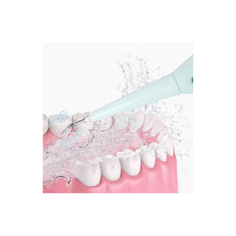 Ηλεκτρική Συσκευή Αφαίρεσης Πλάκας Δοντιών Χρώματος Μπλε GEM BN4333