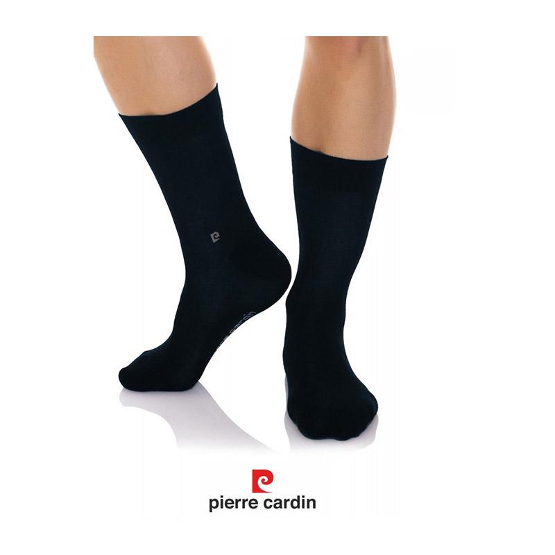 Σετ 6 Ζευγάρια Ανδρικές Κάλτσες 40-46 Χρώματος Μαύρο - Μπλε - Σκούρο Γκρι Pierre Cardin MWS1943
