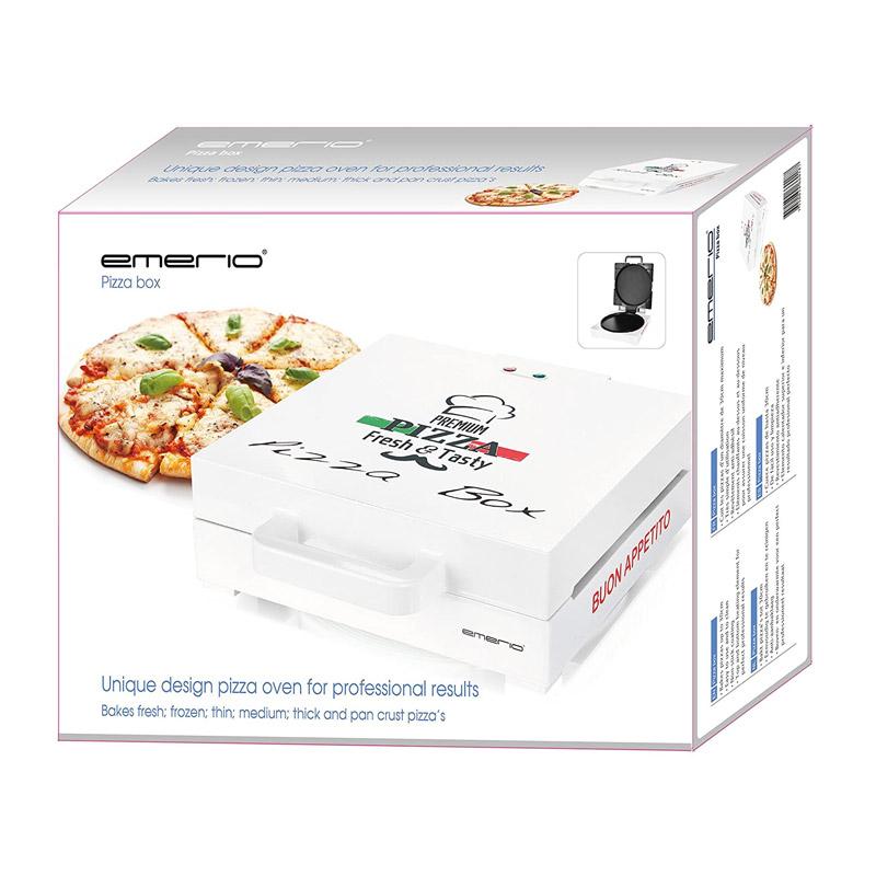 Φουρνάκι για Πίτσα 1200 W Emerio PB-115331