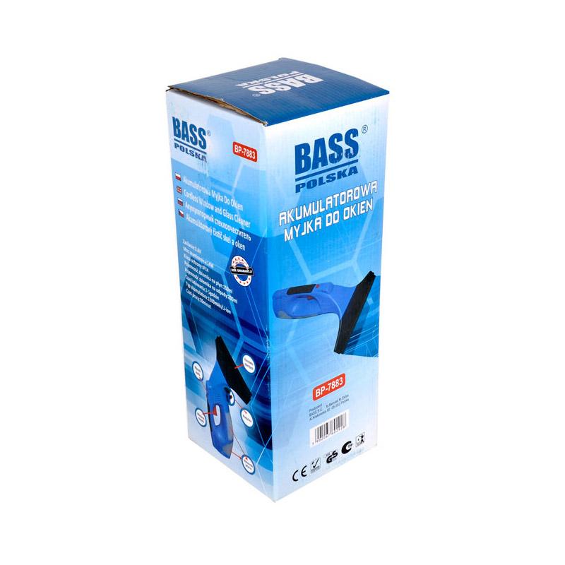 Ασύρματος Καθαριστής Τζαμιών Μπαταρίας 3.6 V Bass Polska BP-7883