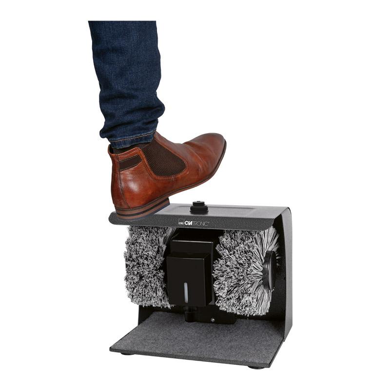 Μηχανή Γυαλίσματος Παπουτσιών 2 σε 1 Clatronic SPM3753