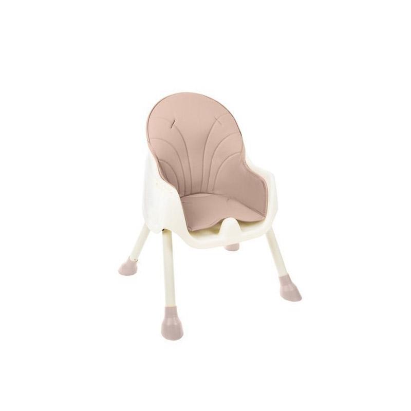 Παιδικό Κάθισμα Φαγητού 3 σε 1 Χρώματος Ροζ Kruzzel 12058