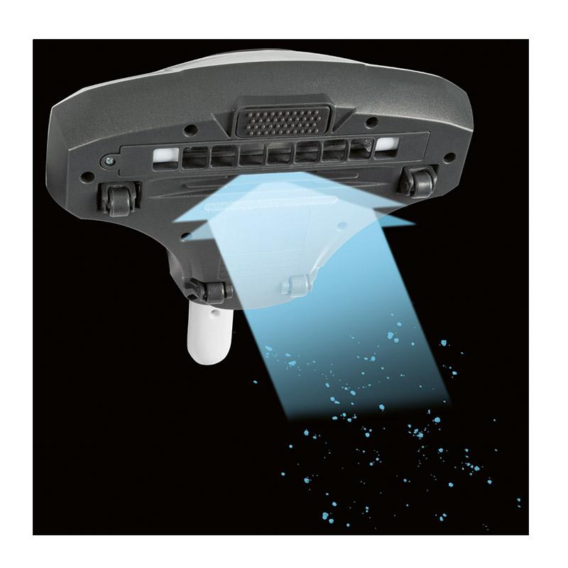 Σκουπάκι Χειρός - Καθαριστής Στρωμάτων για Ακάρεα 3 σε 1 300 W ProfiCare PCMS3079