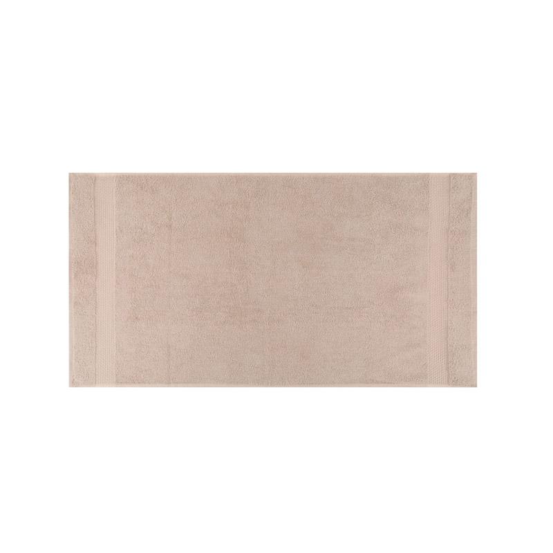 Σετ με 4 Πετσέτες Μπάνιου 70 x 140 cm Χρώματος Καφέ Beverly Hills Polo Club 355BHP2613