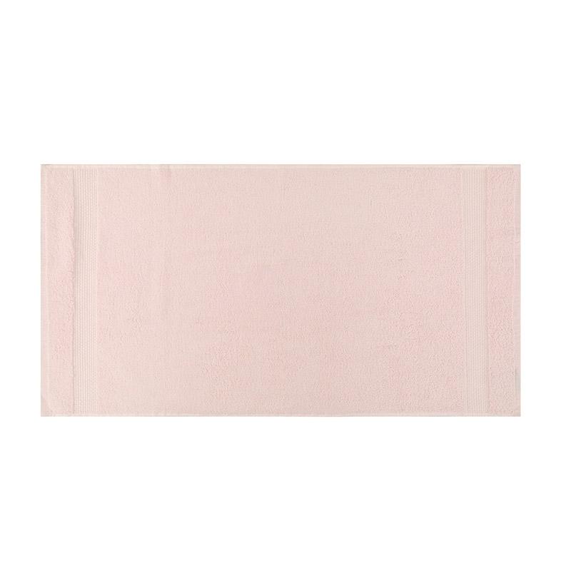 Σετ με 4 Πετσέτες Προσώπου 50 x 90 cm Χρώματος Ροζ Beverly Hills Polo Club 355BHP2378