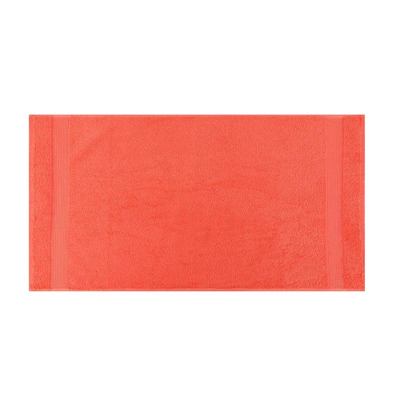 Σετ με 4 Πετσέτες Προσώπου 50 x 90 cm Χρώματος Κόκκινο Beverly Hills Polo Club 355BHP2379