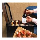 Συντηρητής Κρασιών 15 Φιαλών με Συμπιεστή Cecotec Grand Sommelier 15000 Inox CEC-02343