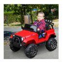 Ηλεκτροκίνητο Παιδικό Αυτοκίνητο με Τηλεχειριστήριο HOMCOM 370-042RD