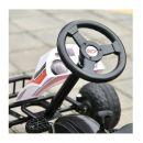 Παιδικό Αυτοκινητάκι Go Cart με Πεντάλ HOMCOM 341-036
