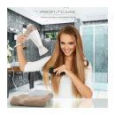 Επαγγελματικό Πιστολάκι Μαλλιών με Ιονιστή 2200 W ProfiCare Χρώματος Λευκό PC-HT3010