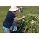 Επαγγελματικό Επεκτεινόμενο και Υπερενισχυμένο Λάστιχο Κήπου 15 m με Πιστόλι Ποτίσματος 7 Θέσεων SPM 30020075