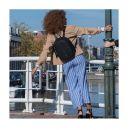 Γυναικείο Αντικλεπτικό Σακίδιο Πλάτης Bobby Elle XD Design Μαύρο