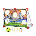 Παιδική Εστία Ποδοσφαίρου με 5 Στόχους 116 x 48 x 76 cm HOMCOM A62-018