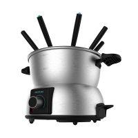 Συσκευή για Φοντύ με 8 Πιρούνια 1000 W Cecotec Fun Gourmet CEC-08018