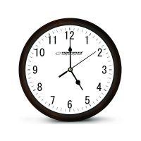 Ρολόι Τοίχου Χρώματος Λευκό Esperanza Los Angeles EHC015W