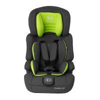 Παιδικό Κάθισμα Αυτοκινήτου Χρώματος Lime για Παιδιά 9-36 Kg KinderKraft Comfort Up