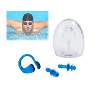 Σετ Ωτασπίδες και Σφιγκτήρας Μύτης για Κολύμβηση Intex MWS3918