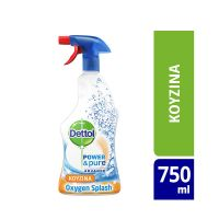 Πολυκαθαριστικό Spray Κουζίνας Dettol Oxygen Splash 750 ml Dettol-Spr-Kitchen