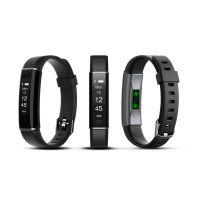 Ρολόι Fitness Tracker Aquarius AQ113 με Μετρητή Καρδιακών Παλμών Χρώματος Μαύρο R166162