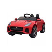 Ηλεκτροκίνητο Αυτοκίνητο Jaguar F SVR 6 V Χρώματος Κόκκινο HOMCOM 370-073V70RD