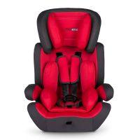 Παιδικό Κάθισμα Αυτοκινήτου Χρώματος Κόκκινο για Παιδιά 9-36 Kg Ricokids Massi