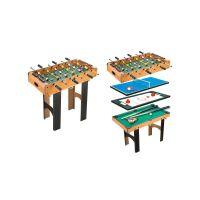 Πολυλειτουργικό Τραπέζι Παιχνιδιών 4 σε 1 HOMCOM A70-019