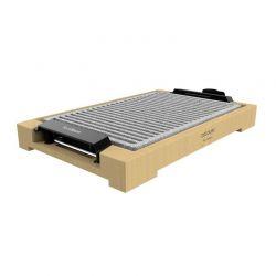 Ηλεκτρική Ψηστιέρα - Γκριλιέρα 2000 W Tasty & Grill 2000 Bamboo LineStone Cecotec CEC-03092