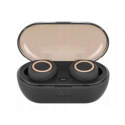 Ασύρματα Ακουστικά Bluetooth με Βάση Φόρτισης LH-2 TWS SPM 10477