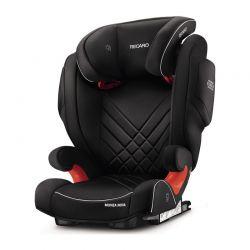 Παιδικό Κάθισμα Αυτοκινήτου Χρώματος Μαύρο για Παιδιά 15-36 Kg Recaro Monza Nova 2 Seatfix Performance 61512153466