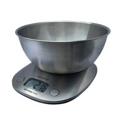 Ψηφιακή Ζυγαριά Κουζίνας με Μπολ Esperanza Lychee EKS008