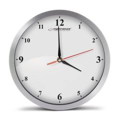 Ρολόι Τοίχου Esperanza Detroit EHC009W