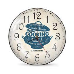 Ρολόι Τοίχου Esperanza Marseille EHC018M