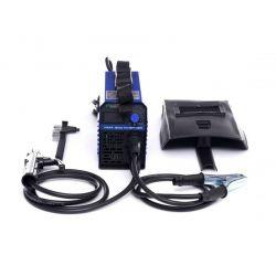 Ηλεκτροκόλληση Inverter IGBT PWM 300A 230V Χρώματος Μπλε Kraft&Dele KD-1865