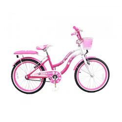 """Παιδικό Ποδήλατο 20"""" Butterfly Flower MWS10814"""