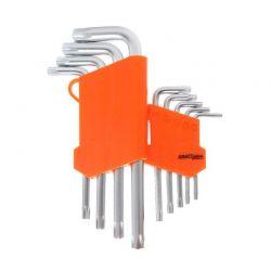Σετ Κλειδιά Torx Hex 9 τμχ Kraft&Dele KD-10295