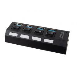 Αντάπτορας USB 3.0 4 Θέσεων SPM 12269