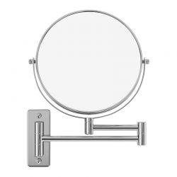 Επιτοίχιος Περιστρεφόμενος Καθρέπτης Μακιγιάζ 7x Διπλής Όψεως Songmics BBM713