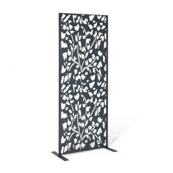 Διακοσμητικό Μεταλλικό Πάνελ Εξωτερικού Χώρου 160 x 60 cm Flora Inkazen 40020189