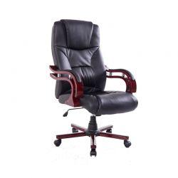 Διευθυντική Καρέκλα Γραφείου 64 x 66 x 111-120 cm HOMCOM 921-015BK