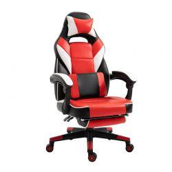 Καρέκλα Gaming με Υποπόδιο 68 x 70 x 120-127 cm Vinsetto 921-216V70RD