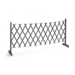 Πλαστικός Πτυσσόμενος Φράχτης 250 x 35 x 87 cm Pratik GARDEN 30040360