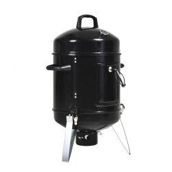 Ψησταριά - Μπάρμπεκιου Καπνίσματος με Κάρβουνο 3 σε 1 57 x 53.5 x 82 cm Outsunny 846-047